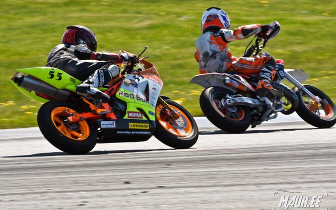 Vihur Motosport Academy sõitjad
