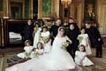 Официальные фотографии с королевской свадьбы