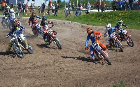 Noorte motokrossisarja kolmas etapp