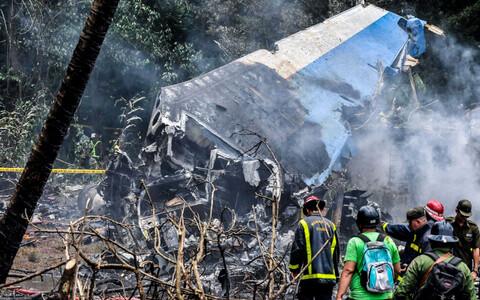 В катастрофе погибло 112 человек.