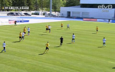 Pärnu Vaprus - JK Tallinna Kalev