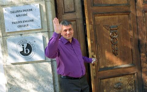 Inglise Kolledži direktor Toomas Kruusimägi tõdeb, et neil on seaduse täitmiseks puudu eeskätt ruume, ent ka spetsialistipõud on suur.