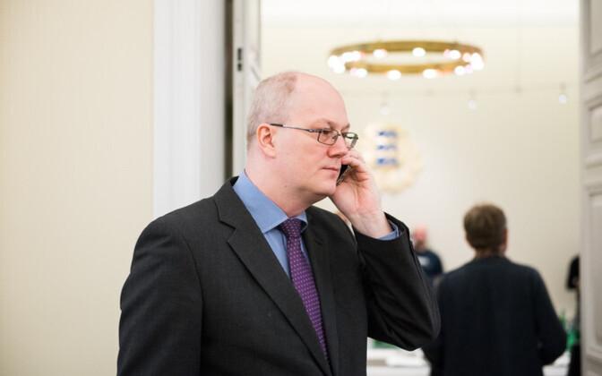 Riigisekretär Heiki Loot.
