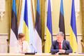 Визит Керсти Кальюлайд в Украину.