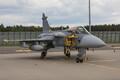 Шведские истребители приземлились в Эмари.
