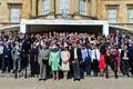 Prints Charlesi 70. sünnipäeva pidustused Buckinghami palee aias