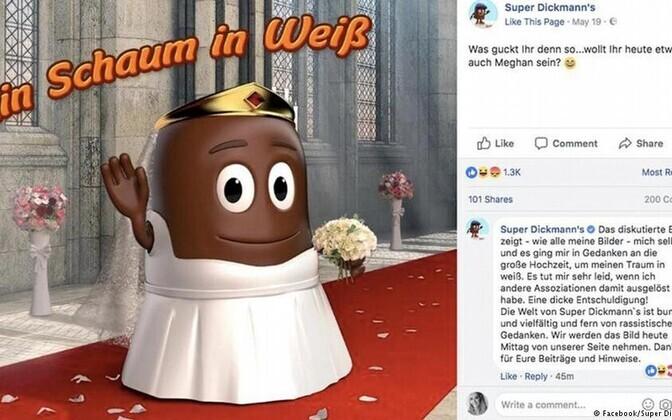 Kriitikat pälvinud Super Dickmanni Facebooki-postitus.