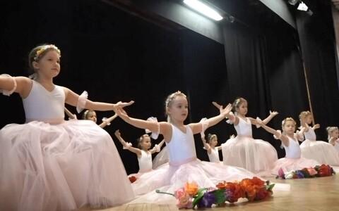 Viimsi huvikeskuse tantsuvideo