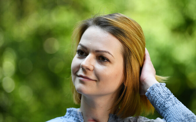 Первое интервью Юлии Скрипаль после отравления
