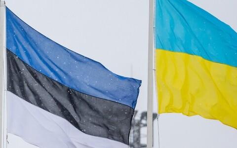 Эстония активно поддерживает Украину.