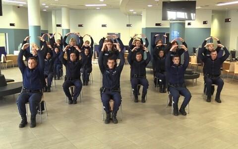 Tammsaare teenindus koostöös Lääne-Harju politseijaoskonnaga
