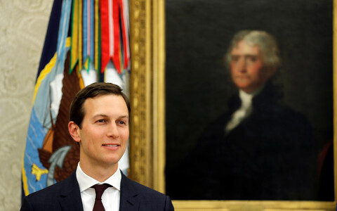 Jared Kushner.