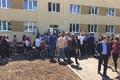 Sisepõgenike maja Kramatorskis.