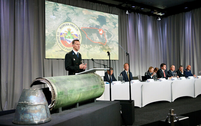 The missile that was used to shoot down MH17 came from the 53rd Anti-Aircraft Brigade of the Russian armed forces.