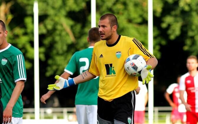 Сергей Лемпетс вызван в сборную Эстонии.