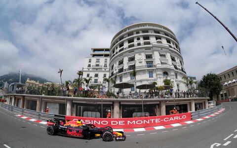 Daniel Ricciardo Monacos