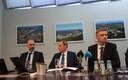 Tallinna Sadama IPO-t tutvustav pressikonverents