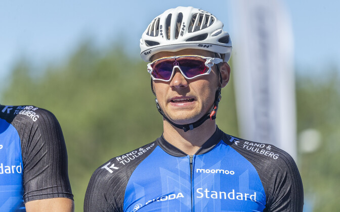 Tour of Estonia I etapp, Alo Jakin