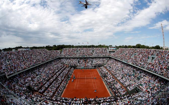 Prantsusmaa lahtised tennisemeistrivõistlused