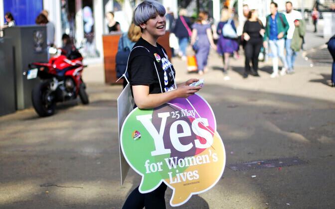 Сторонница легализации абортов.
