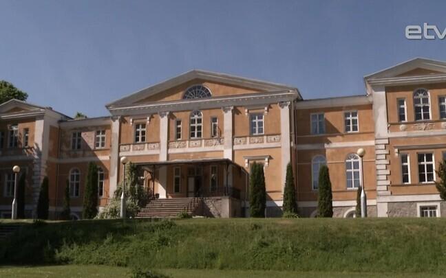 Замок Куремаа.