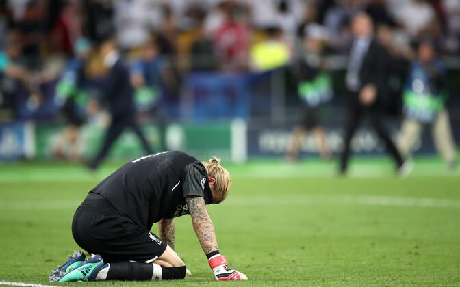 Jalgpalli Meistrite liiga finaal: Madridi Real - Liverpool