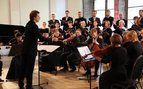 Tallinna Kammerorkester ja Eesti Filharmoonia Kammerkoor