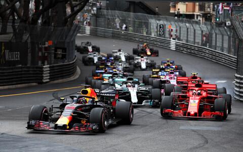 Monaco GP.