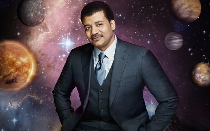 Astrofüüsik Neil deGrasse Tyson.