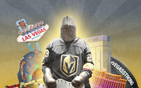 Selle kevade muinasjutuks on patu pealinna esimese profiklubi Vegas Golden Knightsi edulugu