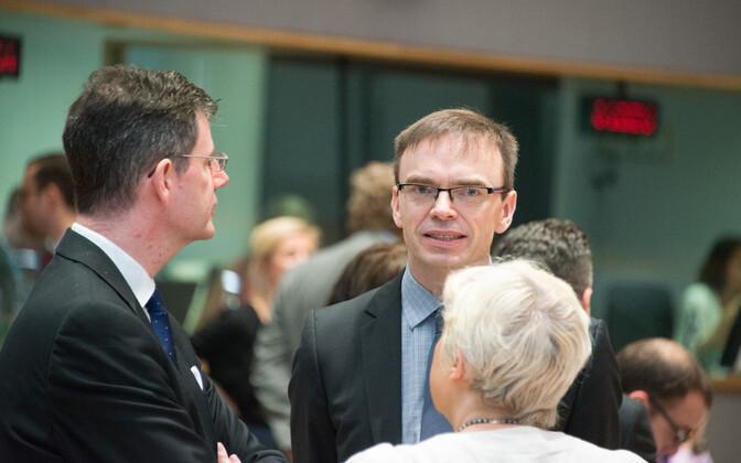 Euroopa Liidu välisasjade nõukogu kohtumine Brüsselis.