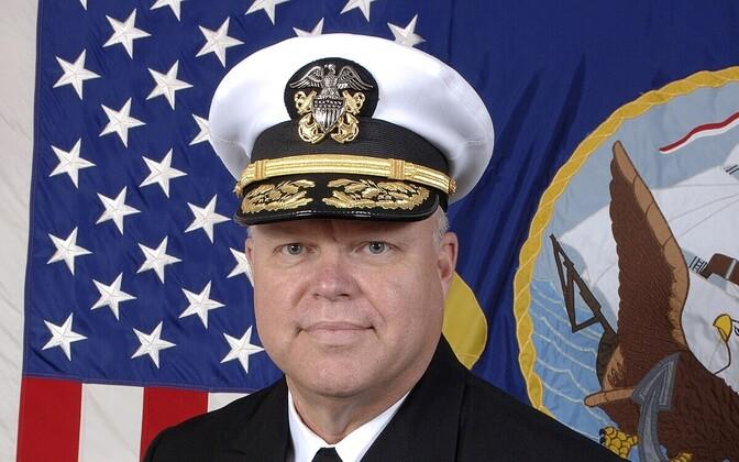Rear Admiral Edward Masso (Retired)