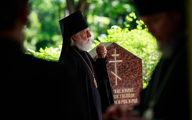 8c4decf1319 Õigeusu kirik valis uueks metropoliidiks Vereja Eugeni   Eesti   ERR