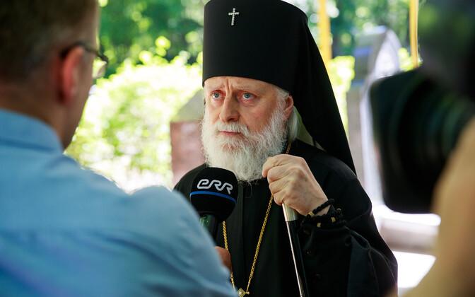 Митрополит Евгений.