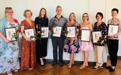 Estonia kolleegipreemiad 2018.