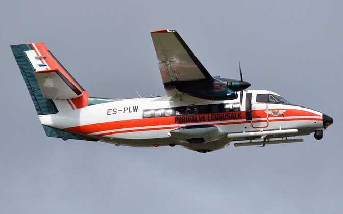 Oksjonikeskkonnas maha müüdud lennuk