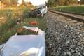 Kokkupõrge Taikse raudtee ülesõidukohal.