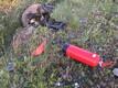 В результате происшествия пострадал водитель автомобиля.
