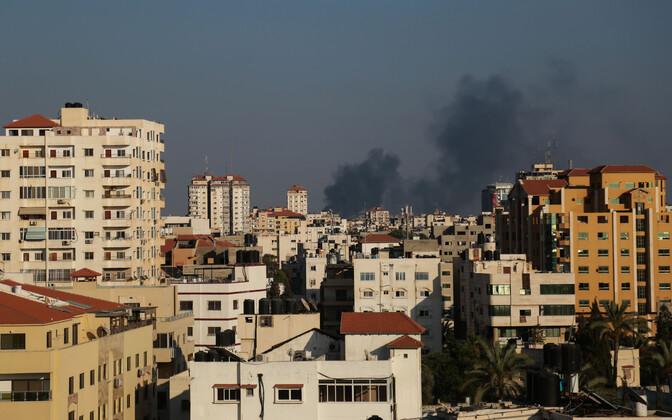 Gaza linn.