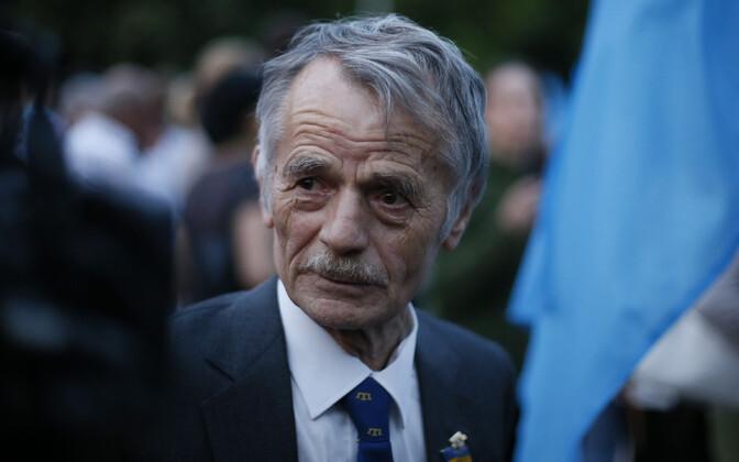 Krimmitatarlaste liider ja Ukraina rahvasaadik Mustafa Džemilev.