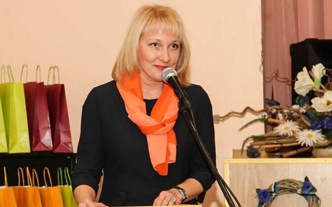 Ирина Путконен возглавит госгимназию Кохтла-Ярве.