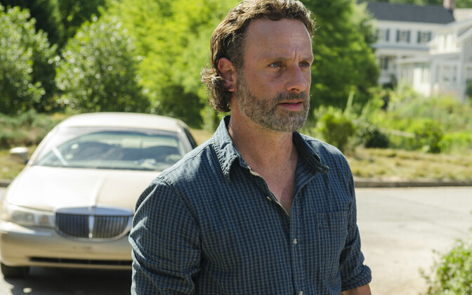 Andrew Lincoln sarjas