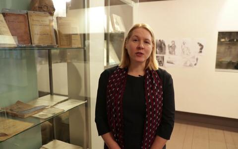 Maarja Vaino on Eesti kirjanduskeskuse direktor.