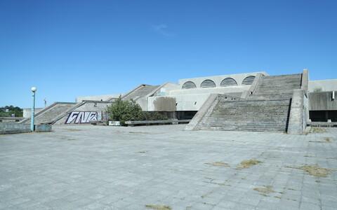 Tallinna linnahall.