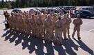 Взвод ESTPLA-27 отправился в Афганистан.