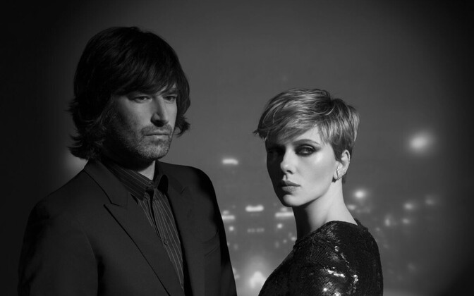 Pete Yorn ja Scarlett Johansson.