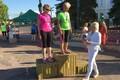 Kohtla-Järve - Jõhvi promenaadijooksu 5 ja 10 km paremad