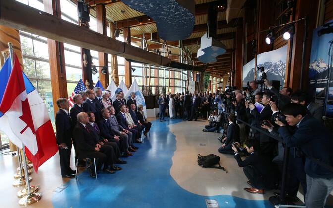 G7 rahandusministrite tippkohtumine.