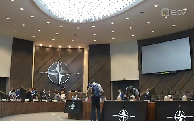 NATO uus peakontor Brüsselis