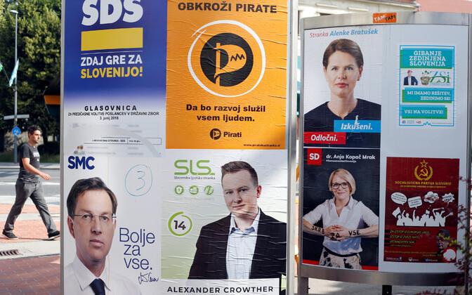 Жители Словении сделали свой выбор.